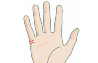 đường hôn nhân trên bàn tay